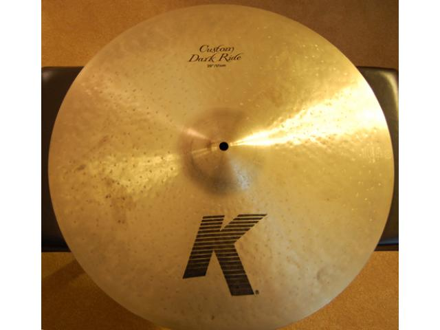 Compro Ride Zildjian Dark K Custom 20