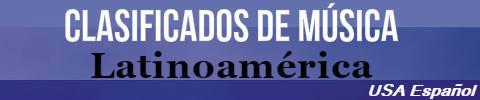 Clasificados de Música en Latinoamérica